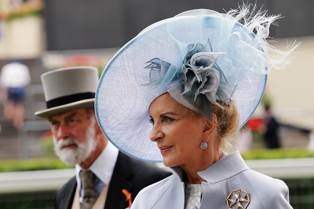 Times are tough for Princess Michael of Kent