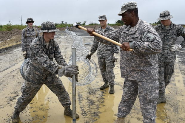 The US military should be winning wars, not fighting Ebola