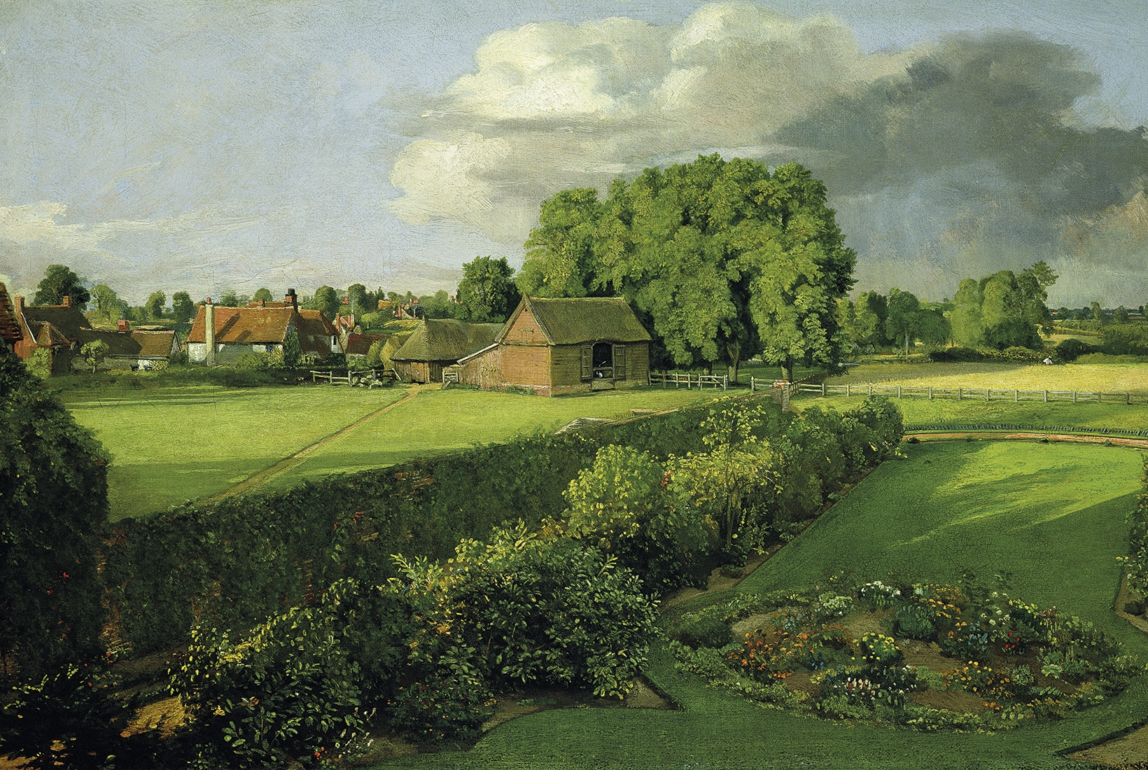 How John Constable got masterpiece after masterpiece out of a tiny corner of rural Suffolk