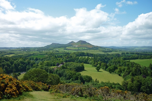 Travel special - Scottish borders: On the edge