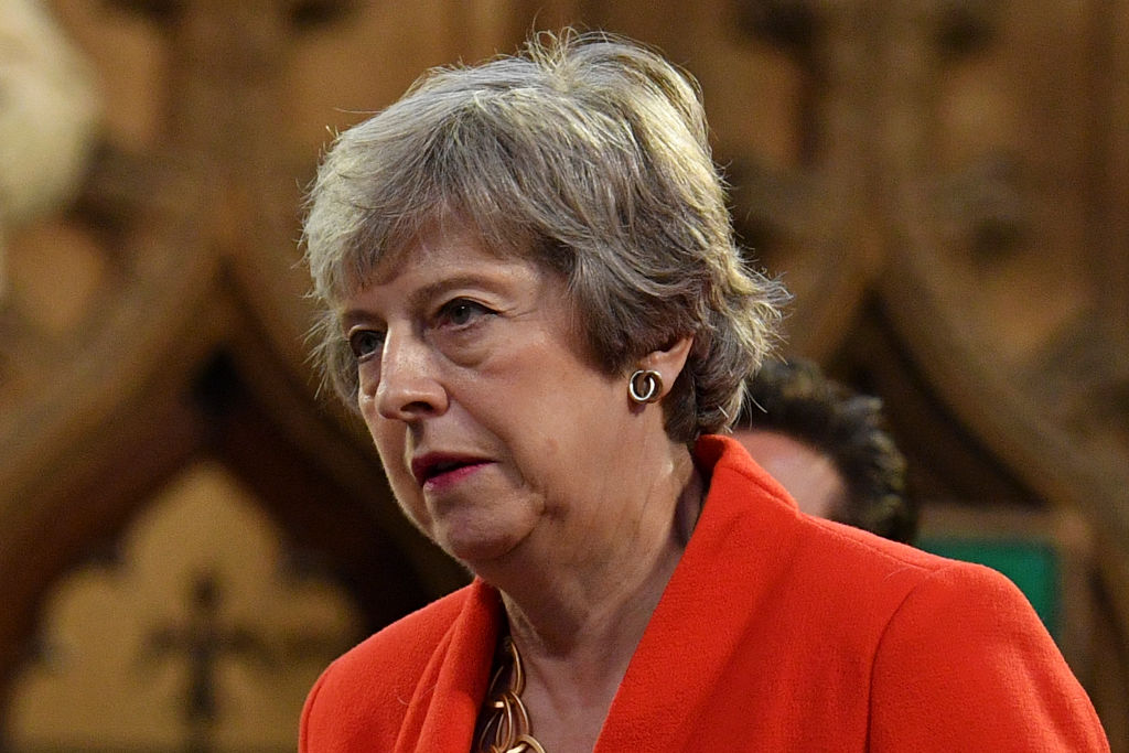 Will Theresa May's intervention be the first of many?