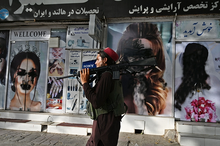 Kabul is now a city of the dead