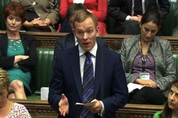 Chris Bryant personifies the adage that the devil makes work for idle thumbs on Twitter. (Image: Press Association)