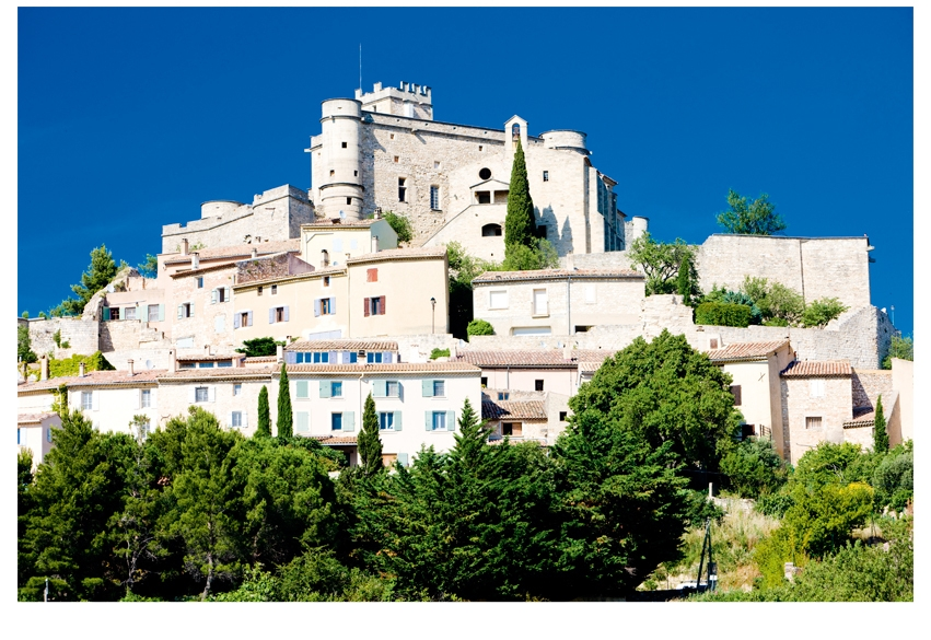 Travel: The charms of le barroux