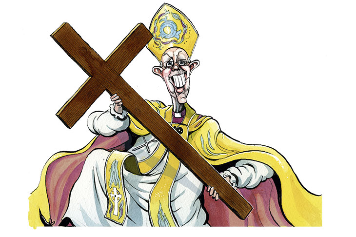 Justin Welby's reformation