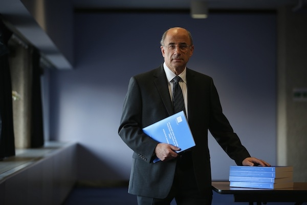 The Leveson report into press standards has been published. Picture: Getty