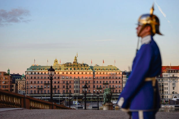 A cure for Christmas stress in Sweden