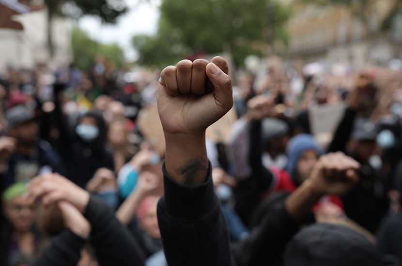 The Black Lives Matter movement is re-racialising society