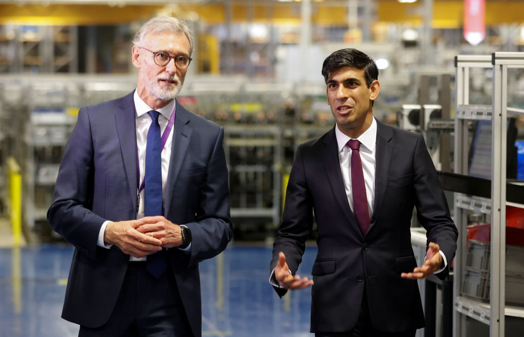 Is Rishi Sunak really hinting at tax rises?