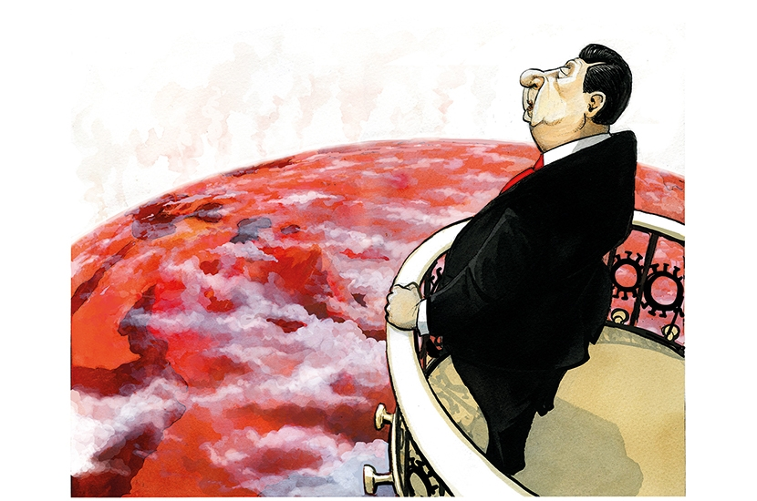 Xi's world: Covid has accelerated China's rise