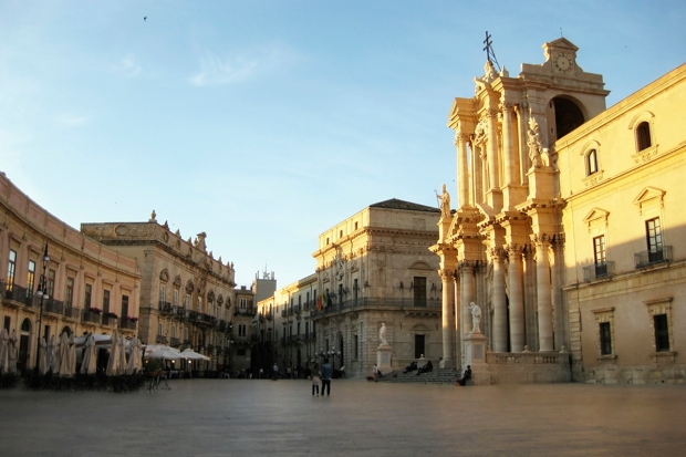 An earthquake with a Baroque legacy in Sicily