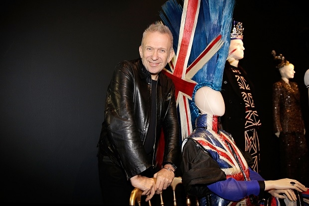 Jean Paul Gaultier tells Mr Steerpike that he comes to Britain because it's iconoclastic and sexy.