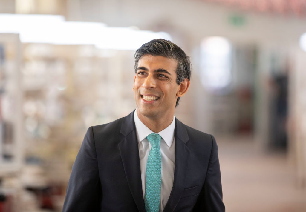 Is Rishi Sunak on the path to No. 10?