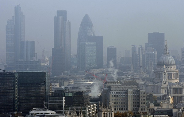 The exodus has already started from the City of London. Image: Getty