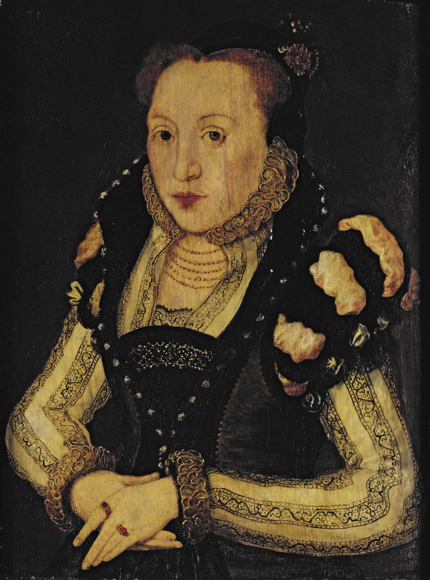 A Tudor mystery unravels