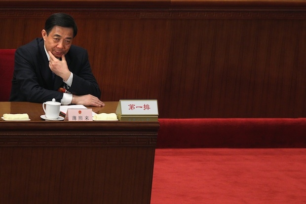 Roll up for the Bo Xilai show