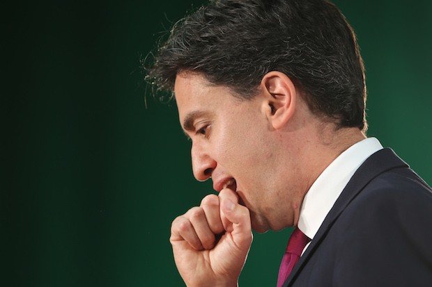 Ed Miliband has failed to make any gains in the Euro election polls. Photo: Getty Images.