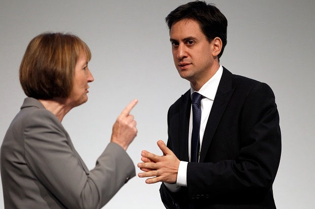 Ed Miliband's Minister for Women is likely to be one of Harriet Harman's spiritual daughters; but that's not the only - or even the best - reason to be suspicious of the post. (Photo by Christopher Furlong/Getty Images)
