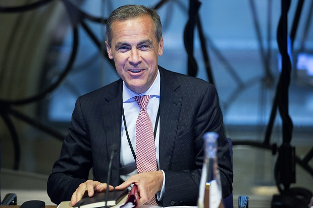 Mark Carney has said that rates will be held until unemployment reaches 7 per cent. (JASON ALDEN/AFP/Getty Images)