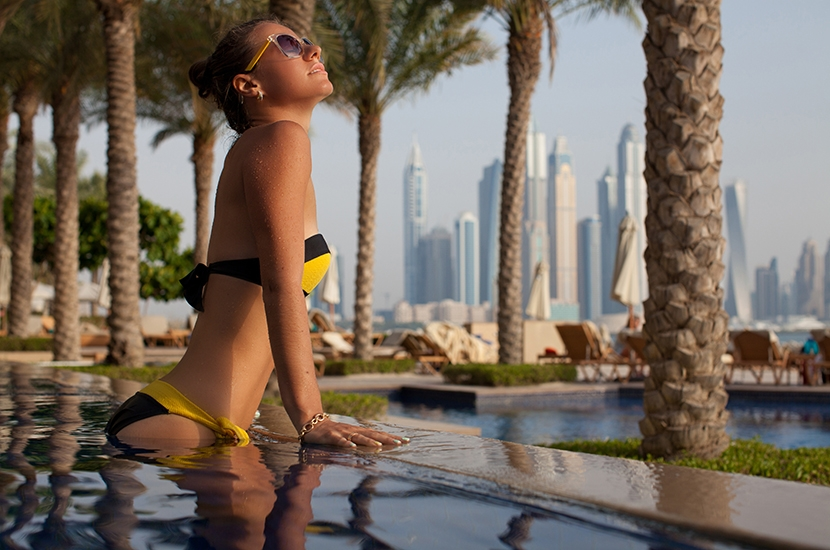 Bad influence: Instagramming from Dubai isn't 'work'