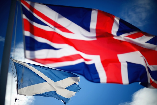What would happen to the UK if Scotland votes for independence? Photo: Getty Images.