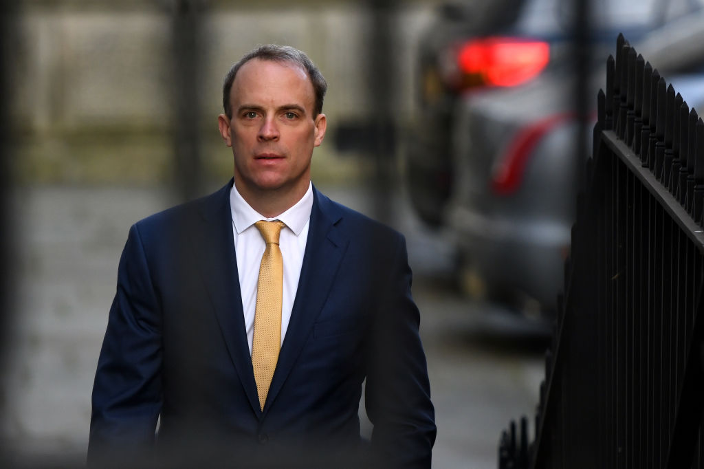 Dominic Raab is the constitutional choice, but a complicated one