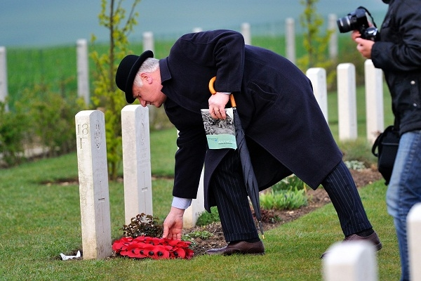In Flanders fields the poppies grow. Where else in literature do they grow? Image: Getty.