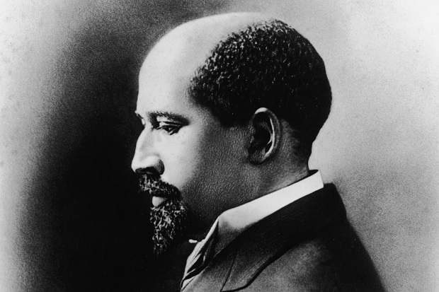 The great civil rights activist W. E. B. Du Bois knew that 'the name' is not the thing that counts, it is 'the Thing' that counts. (Image: Getty)