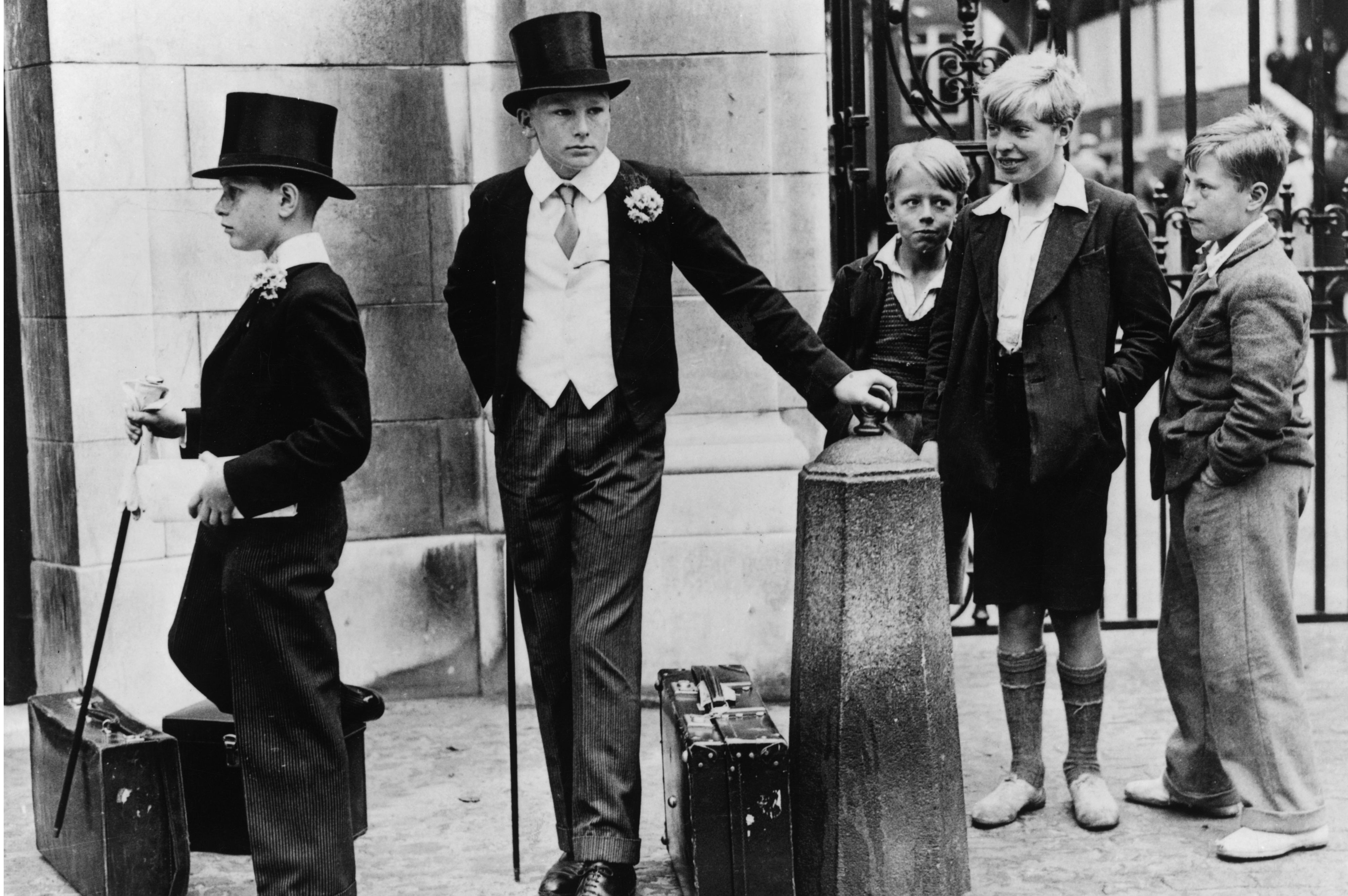The perils of being posh | The Spectator
