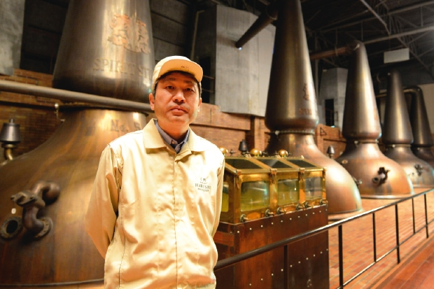 Whisky: A new star in the East to rival Scotch whisky