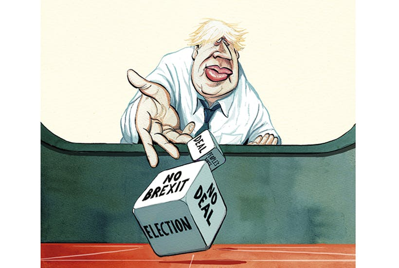 Boris Johnson could be about to lose everything – or redefine British politics