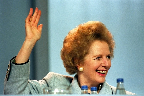 What do the figures say about Thatcher's economic record? Picture: Getty Images