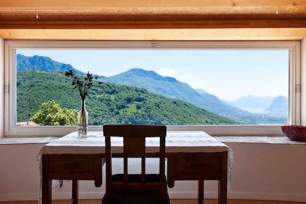The views that inspire writers