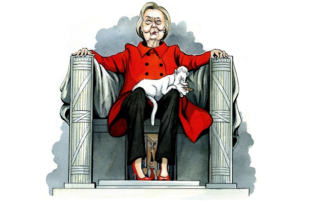 The age of Hillary
