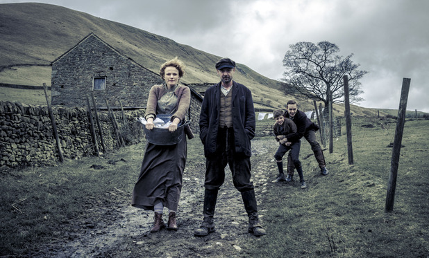 The Village. Photo: BBC / Company Pictures / Brian Sweeney