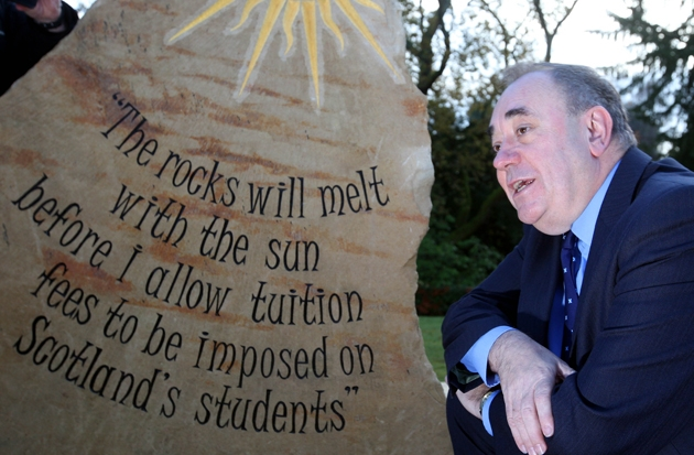 What Scottish professors have to fear from Nicola Sturgeon's power grab