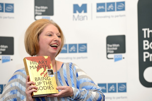 13 authors are in the running to succeed Hilary Mantel as the winner of the Man Booker Prize. Photo: Ben Pruchnie/Getty Images