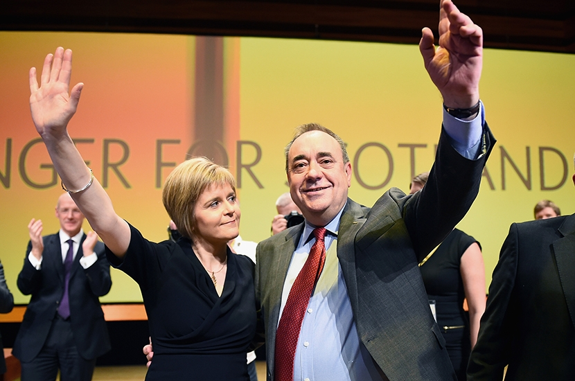 The Salmond case has left the House of Sturgeon teetering