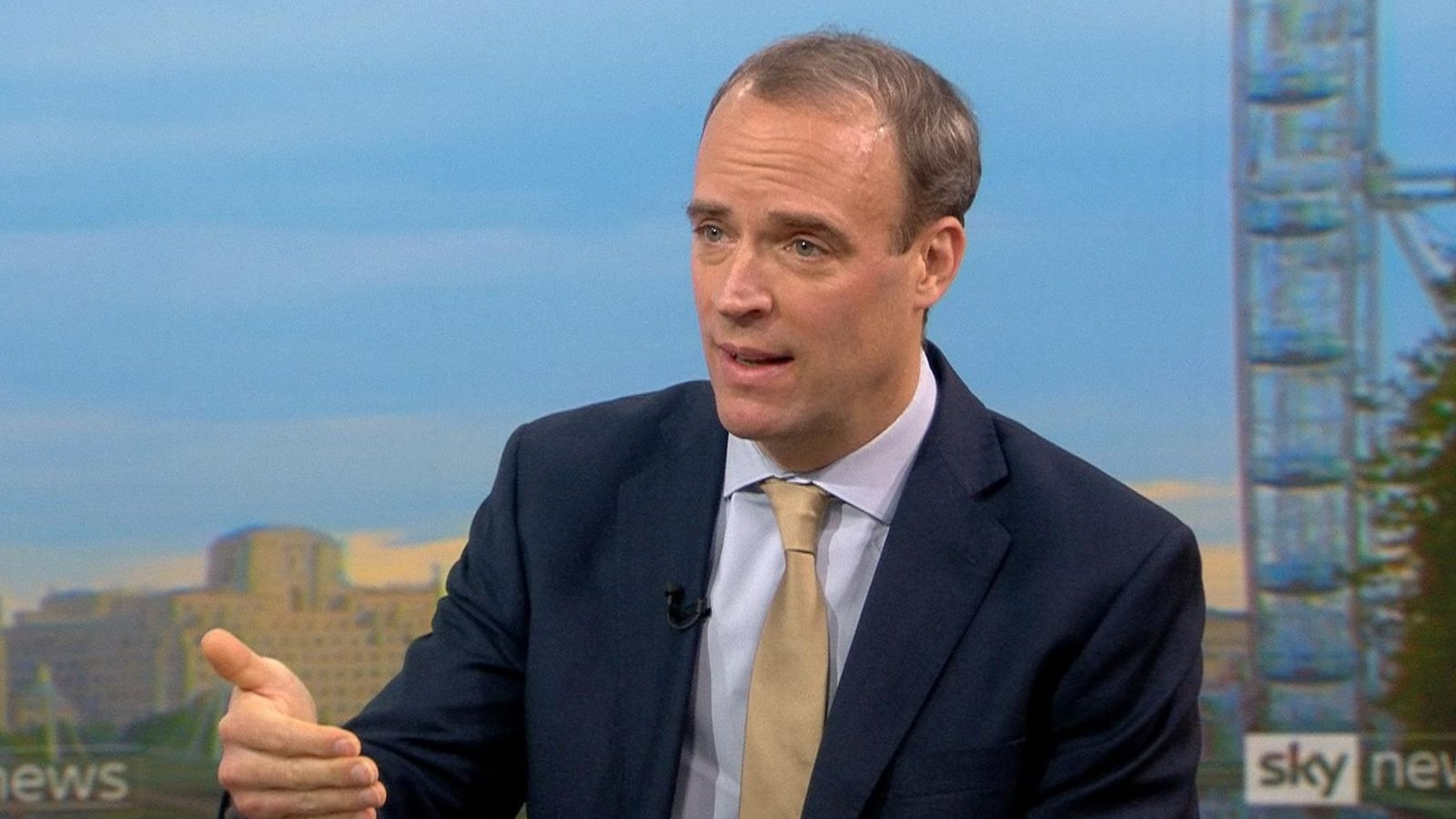 Sunday shows round-up: Brexit talks 'in last week or so', says Raab