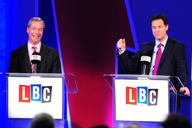 Can we expect Nigel vs Nick against in 2015? Photo: Getty Images.