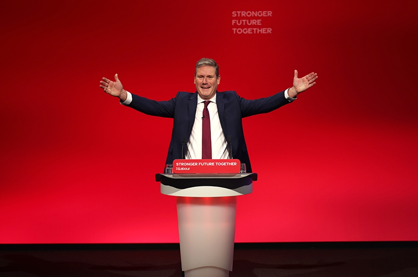 Its own opposition: Labour's conference was all about in-fighting