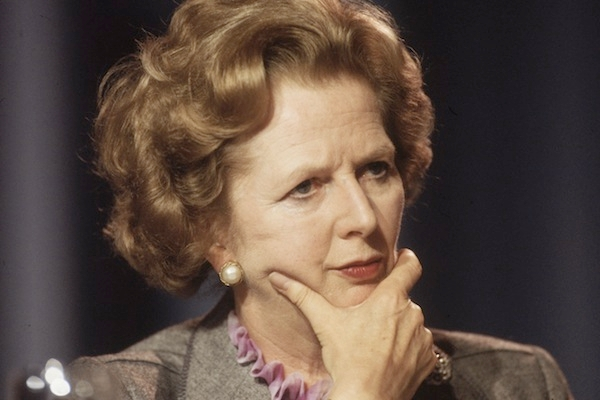 Thatcher In Thought