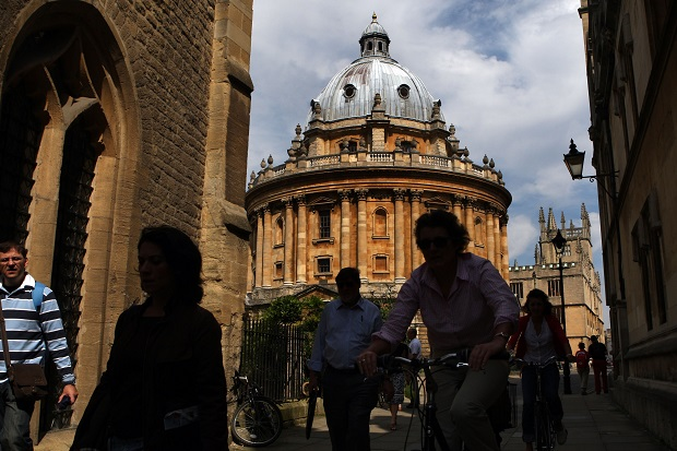 Oxford is meant to be experienced as a student - that's why I wanted to study there, despite having lived in the city for 18 years.