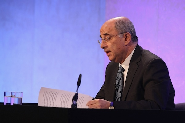 Leveson: in complete control. Photo: Getty Images.