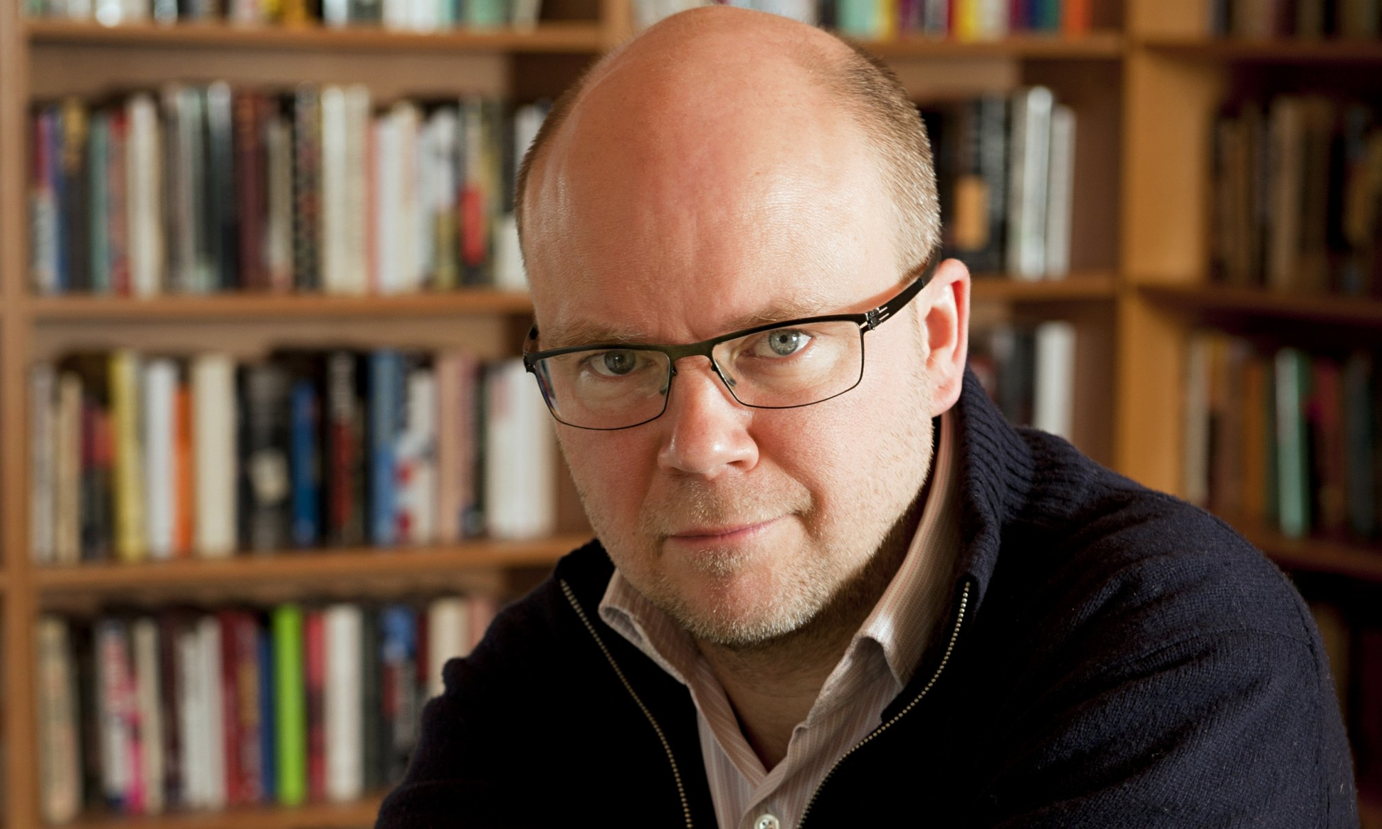 With Toby Young