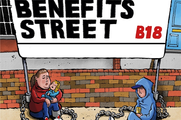Benefits Street exposes Britain's dirty secret - how welfare imprisons the poor