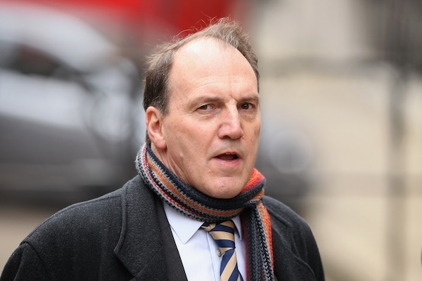 Lib Dem deputy leader Simon Hughes will press the government to accept changes to the Justice and Security Bill. Picture: Getty