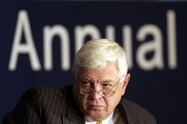 Mary Fitzpatrick's work at the BBC has made John Simpson a rarer breed among the corporation's foreign correspondents. Image: Getty