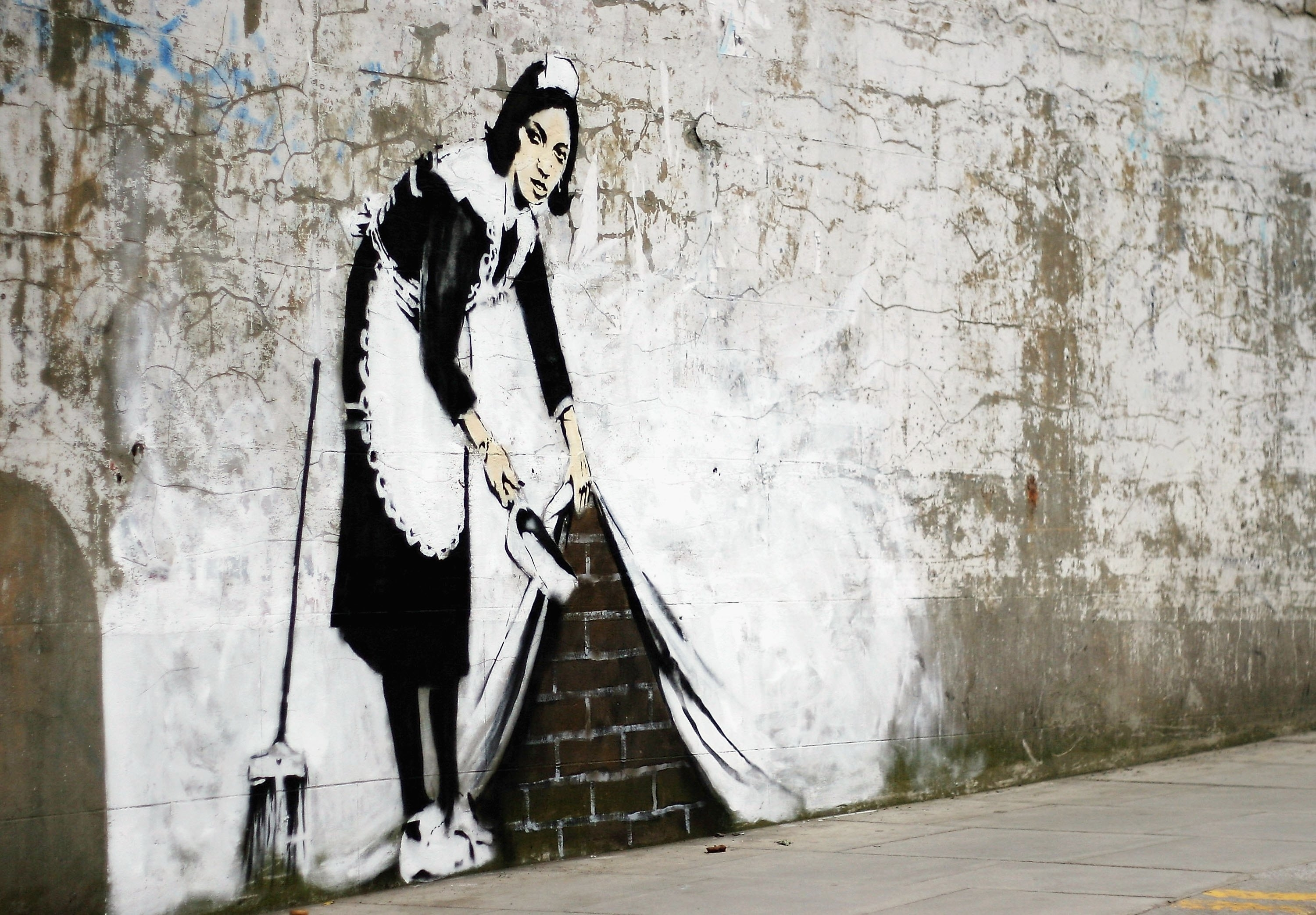 thesis on banksy Dissertation on banksy - no more fs with our trustworthy essay services proposals and essays at most affordable prices benefit from our inexpensive custom.