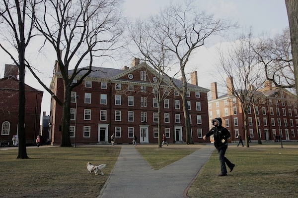 Revealed: Harvard University's failsafe investment strategy